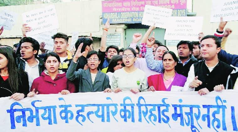 Nirbhaya, Nirbhaya verdict, Nirbhaya parents detained, Nirbhaya gangrape, December 16 gangrape, juvenile justice