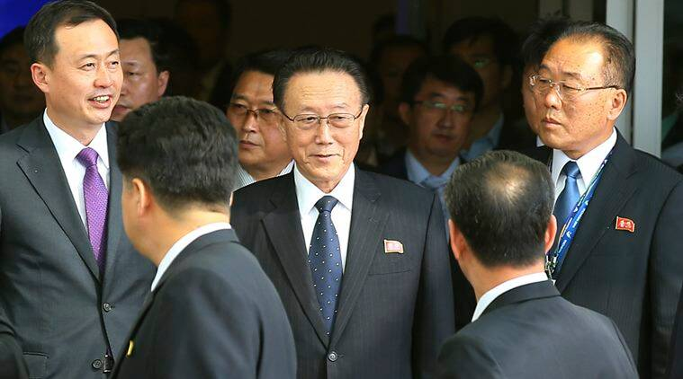 North korea, Kim Yang Gon, Kim Yang Gon death