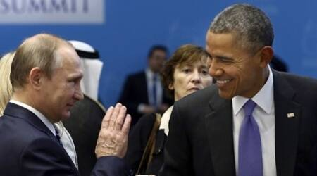 Obama urges Turkey, Russia to set tension aside, focus on ISIS