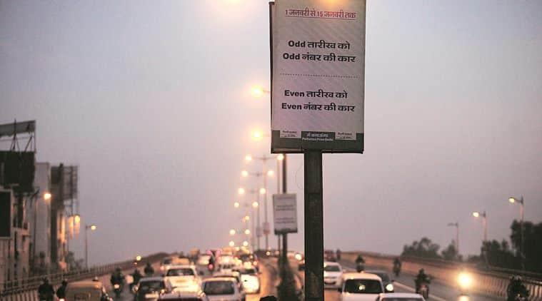 odd even policy, car pooling, delhi polution, odd even formula, radio ad, delhi govt, arvind kejriwal