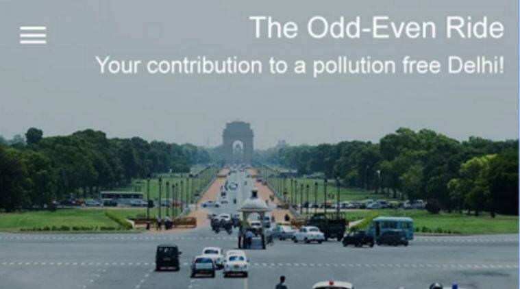 Delhi, Delhi Odd-even scheme, Odd even ride, dellhi car pools, delhi ncr carpooling apps, transport apps, Arvind Kejriwal, Delhi CM, odd even car rule, technology news