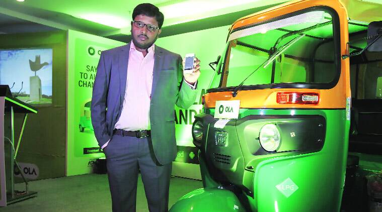 AUTOnCAB, Jugnoo, Anand Subramanian, Ola auto, Ola Money, build mobility, chandigarh news