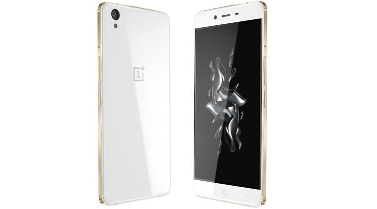OnePlus X Champagne Edition launched on Amazon India at Rs ...