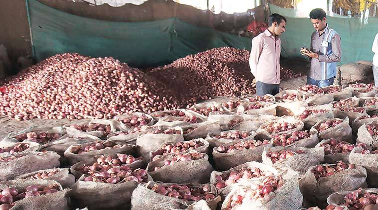 Lasalgaon, Asia's largest onion market, has seen a steady fall in the prices in the last few days. Express