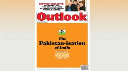 Outlook magazine apologises for wrongly attributing Ashok Singhal quote to RajnathSingh