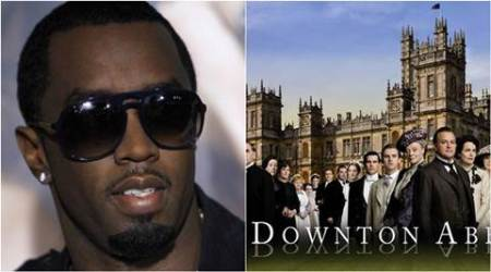P Diddy, Hip hop star P Diddy, Downton Abbey, Downton Abbey fan, entertainment news