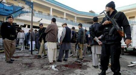 Pakistan blast: Suicide bombing kills 26, wounds 45 in Mardan city