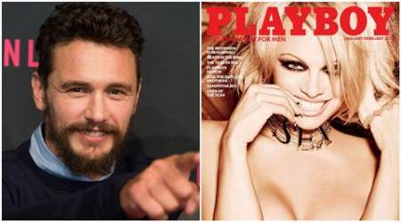 James Franco interviews Anderson for final Playboy cover story