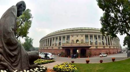 indian parliament, sumitra mahajan, lok sabha speaker, new parliament building, ministry of urban development, venkaiah naidu, parliament complex, india news, latest news