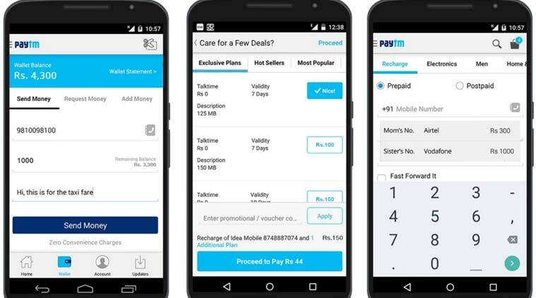 Mobile app payments: Paytm to MobiKwik, the digital wallet ...
