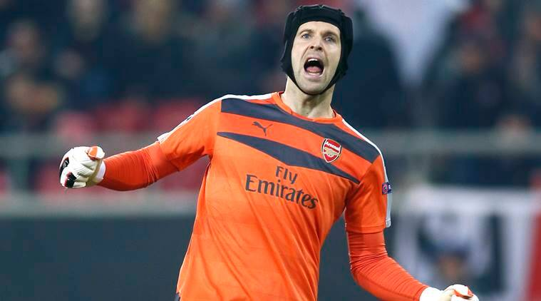Peter Cech, Peter Cech Arsenal, Arsenal, Arsenal Football, Football Arsenal, Arsenal Champions League, Champions League Arsenal, Football News, Football