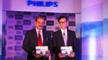 Now an air purifier for your car fromPhilips
