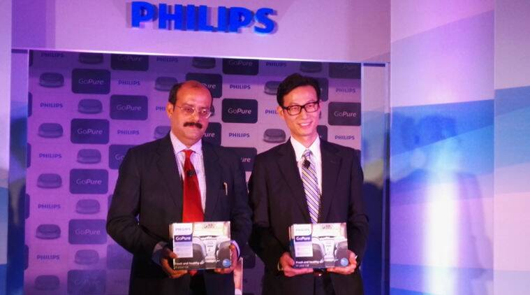 Philips, Philips India, air purifier, air pollution, Philips GoPure Compact 110 air purifier price, Philips GoPure Compact 110 specs, in car air purifier, air pollution, technology news