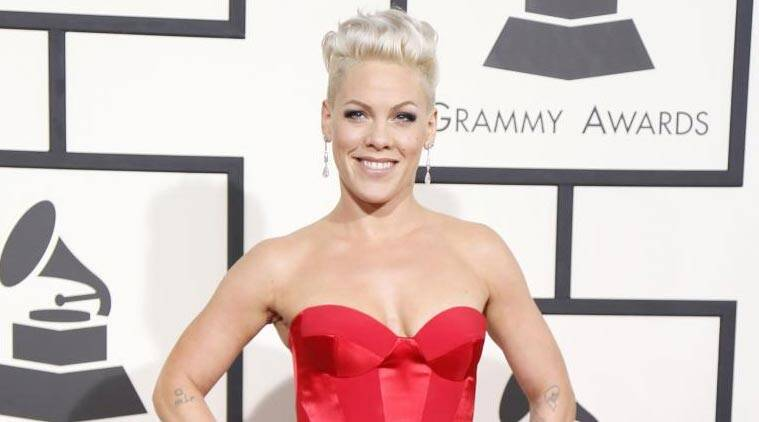 Pink, singer Pink, Pink daughter, Pink songs, Pink mother, entertainment news