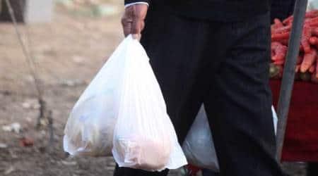 polythene bags, plastic bags, plastic ban, ban of polythene in city, pune ban on plastic, indian express