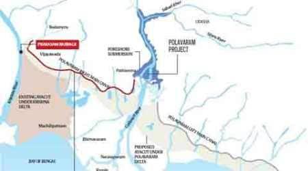 BJD MLAs disrupt Odisha House over Polavaram project, write toPresident