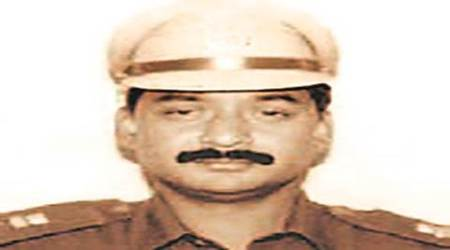 IPS officer's service terminated over 5-yr leave
