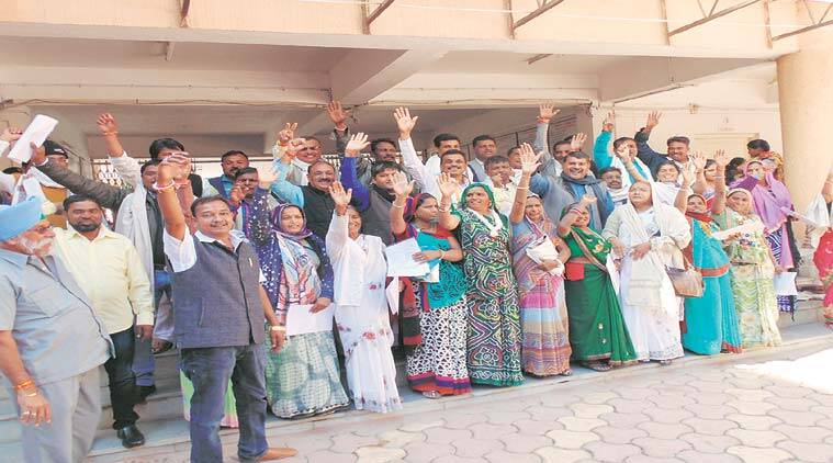 Dahod poll, Dahode election, congress, Dahod district panchayat, panchayat election, ahmedabad news