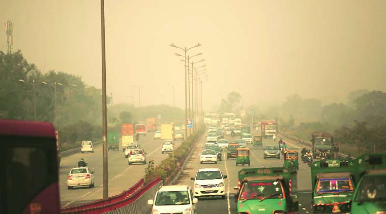 delhi, Pollution, delhi Pollution, odd even cars, delhi odd even cars, Rajya Sabha, winter session, winter session 2015, delhi news, delhi, india news