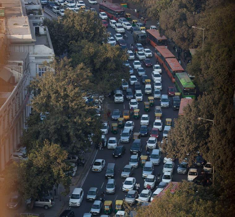 Digital Haryana Summit, Pollution, Car pollution, air pollution, Digital Haryana, Indian Express News