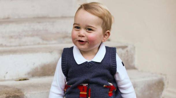 Happy Birthday Prince George: Britain's royal kid turns 4