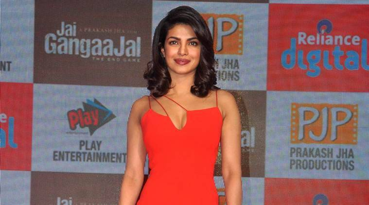 """Priyanka Chopra says that her preparation for the cop drama, """"Jai Gangaajal"""" helped her to portray her character in her international series, """"Quantico""""."""