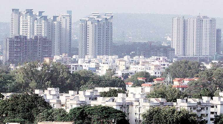 For the first time in the last four years, the real estate sector in Pune has started registering negative in terms of absorption.
