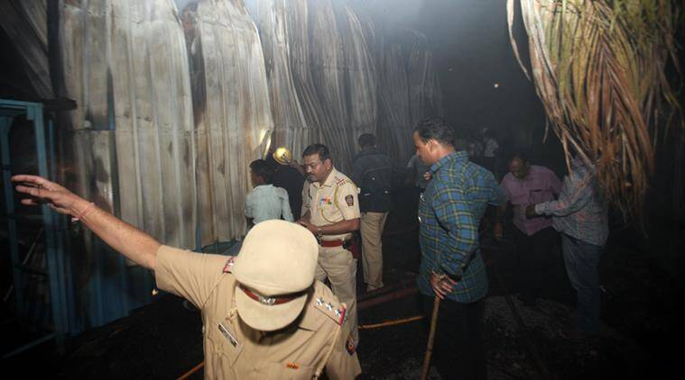 pune, mattress unit fire, maharashtra mattress unit fire, pune mattress unit fire death toll, Kothrud mattress unit fire, pune news, maharashtra news, latest news