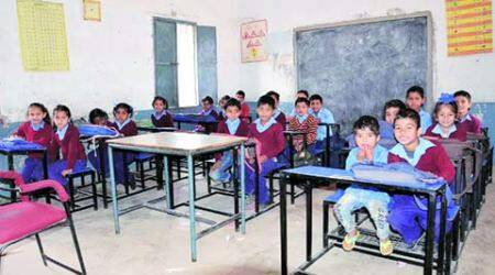 For this govt school, a Christmas gift that came decades late: Benches