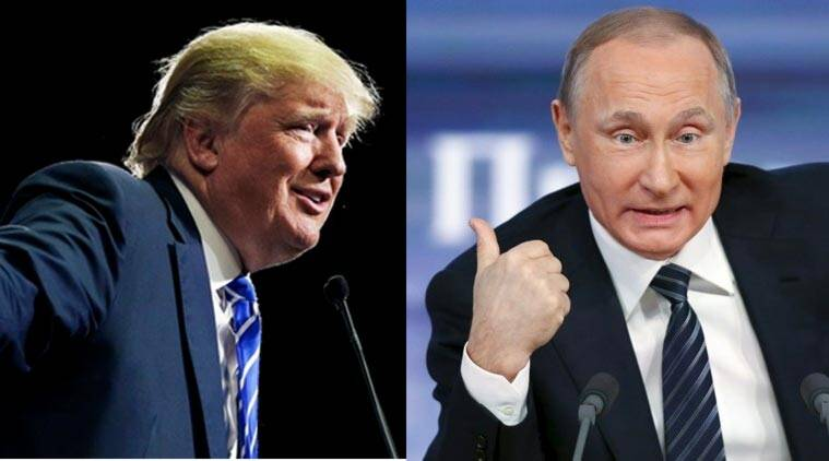 Trump, Donald Trump, Vladimir Putin, Putin, Russia, US, United states, Russia-US, Mike Morell, US president, US elections, US polls, US news, world news