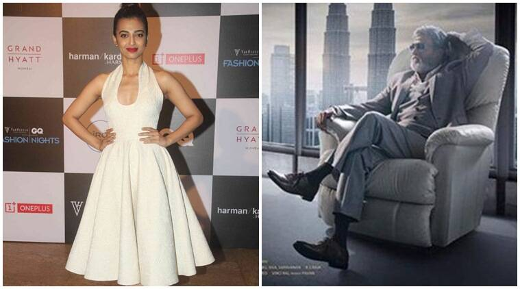 """Actress Radhika Apte has started shooting in Goa for """"Kabali"""", which also stars Rajinikanth."""