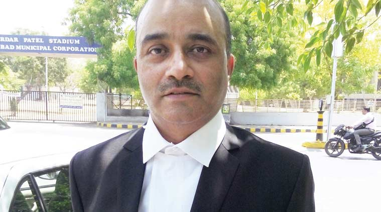rahul sharma, advocate rahul sharma, cat, gujarat govt, gujarat court chargesheet, india news