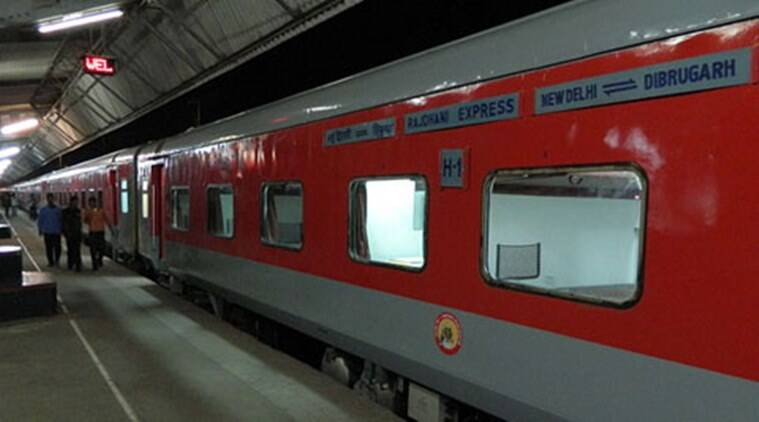 Rajdhani train, Rajdhanis, indian railways, NIFT, train bedrolls, multi-colour bedrolls, india news, railway news