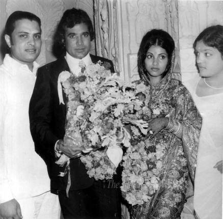 PHOTOS: Happy Birthday Rajesh Khanna, Twinkle Khanna: Some ...