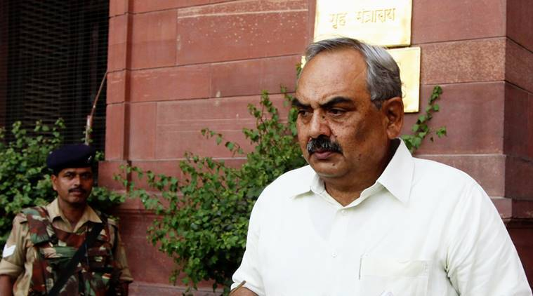 Rajiv Mehrishi, Kashmir unrest, Kashmir unrest reportage, media exaggerating Kashmir situation, Rajiv Mehrishi kashmir, Kashmir violence, India news, Indian Express