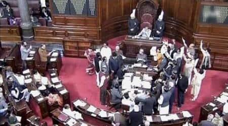 rajya sabha, rajya sabha adjourned, jawahar lal nehru university, jnu, umar khalid, anirban bhattacharya, jnu rustication, uttarakhand, congress, opposition, rajya sabha opposition, article 356, , india newsrajya sabha, rajya sabha adjourned, jawahar lal nehru university, jnu, umar khalid, anirban bhattacharya, jnu rustication, uttarakhand, congress, opposition, rajya sabha opposition, article 356, , india news