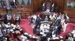Remembering Sangma: Rajya Sabha departs from practice to adjourn for the day