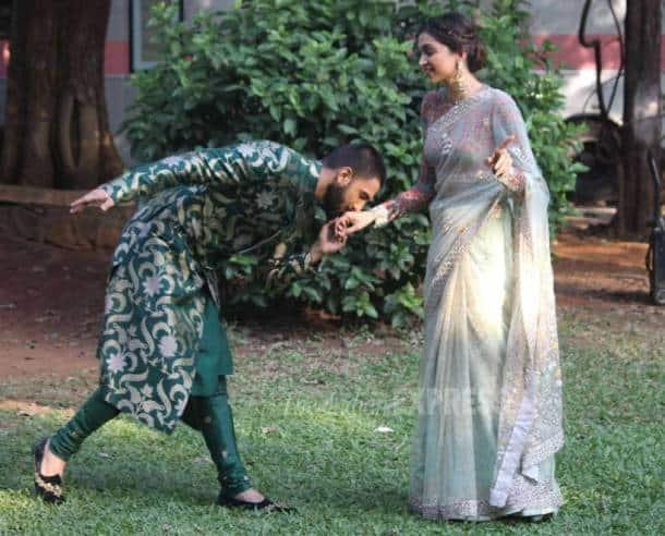 Ranveer Singh, Deepika padukone, Bajirao mastani, bollywood