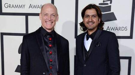 Ricky Kej's song part of Grammy 2015 nominated album