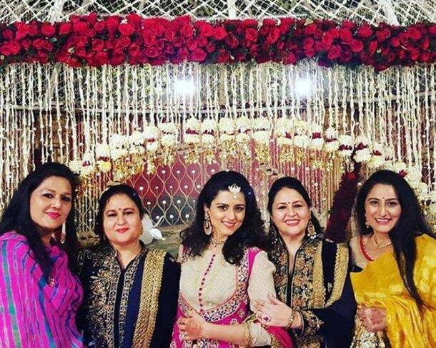 Ridhi Dogra, Sonali Jaitley wedding, Arun Jaitley daughter wedding