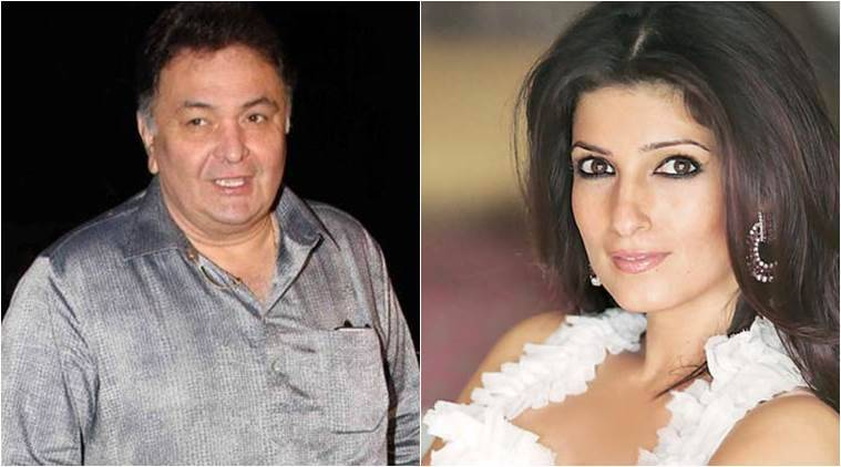Twinkle Khanna, Rishi Kapoor, Dimple Kapadia, Twinkle Khanna birthday, Rishi Kapoor's birthday tweet, Twinkle Khanna birthday wish, entertainment news