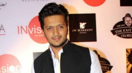 Riteish Deshmukh contributes 25 lakhs for drought relief in Latur