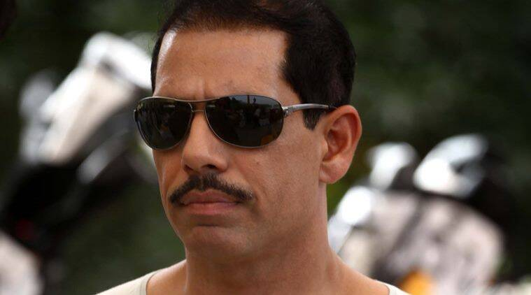 "Robert Vadra at the Madhavrao Scindia Golf Tournament at Gurgaon on Sunday. *** Local Caption *** ""Businessman and husband of Priyanka Gandhi Vadra, Robert Vadra at the Madhavrao Scindia Golf Tournament at Gurgaon on Sunday. Express photo by Oinam Anand. 04 March 2012"""