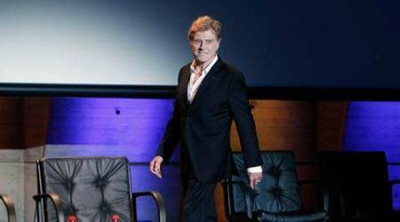 Robert Redford urges action on climate change