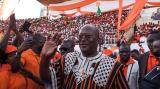Roch Marc Christian Kabore elected president of Burkina Faso