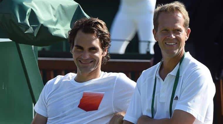 Roger Federer, Roger Federer coach, Roger Federer new coach, Roger federer net worth, Stefan Edberg, Tennis News, Tennis