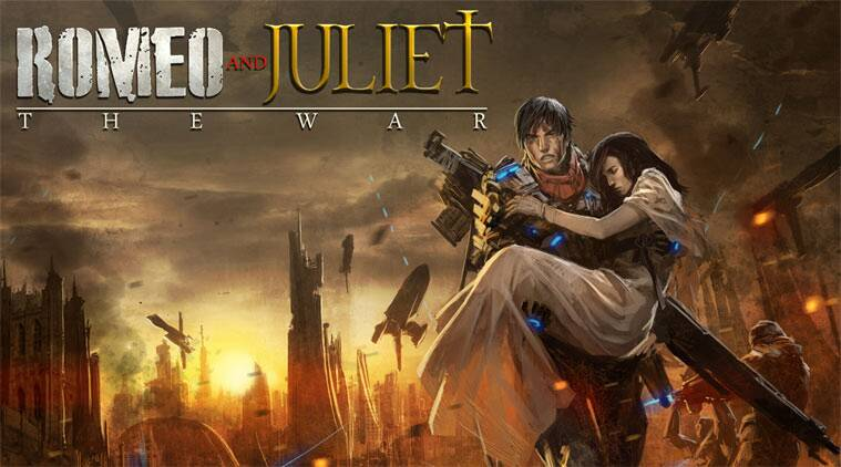 Romeo and Juliet, Romeo and Juliet film, war film makeover Romeo and Juliet, Romeo and Juliet: The War, entertainment news