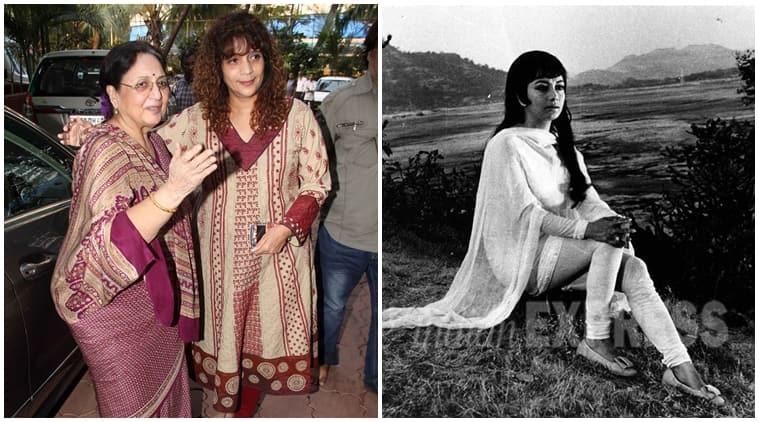 Sadhana, Sadhana Passes Away, Sadhana Death, Sadhana Funeral, Sadhana Prayer Meet, Tabassum, Sadhana Dead, Sadhana Dies, Sadhana news