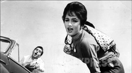 Top 10 songs of Bollywood's timeless beauty Sadhana