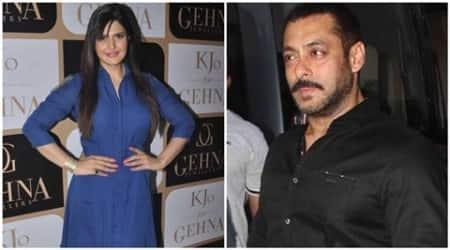 Salman Khan, Salman Khan acquitted, 2002 hit and run case, hit and run case, Zarine Khan, Salman Khan Zarine Khan, Salman Khan hit and run case, Salman Acquitted, Salman Khan news, Salman news